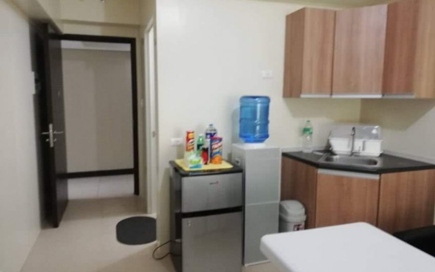 FOR SALE Condomiunium – Studio Unit at Avida Centera,EDSA corner Reliance Street, Mandaluyong City