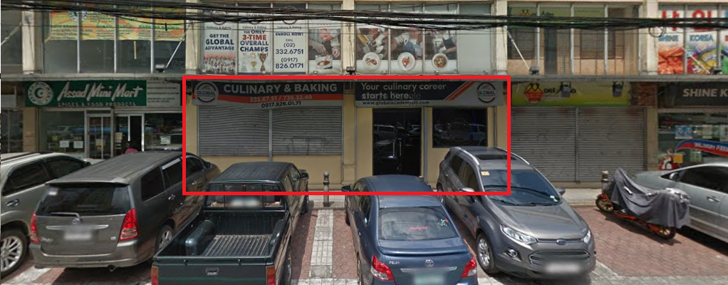 TIMOG AVE COMMERCIAL PROPERTY FOR LEASE