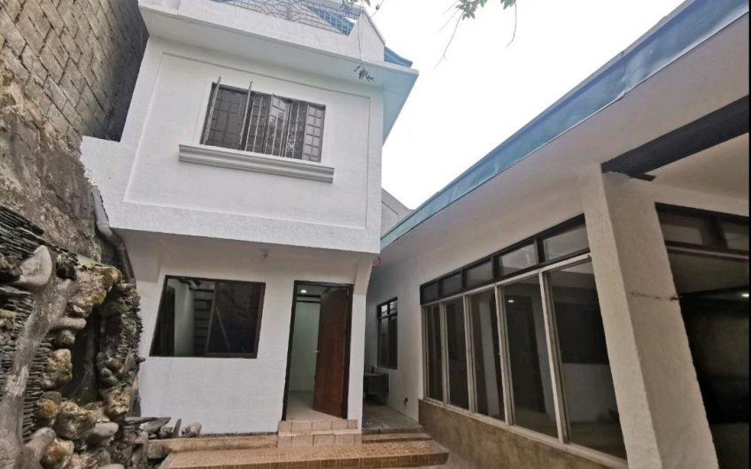 Bungalow House in New Manila