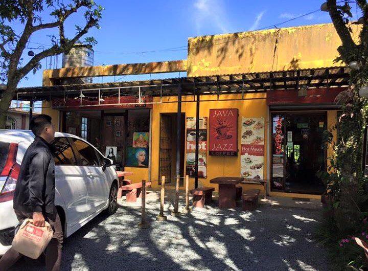 JAVA JAZZ CAFE TAGAYTAY PROPERTY FOR SALE