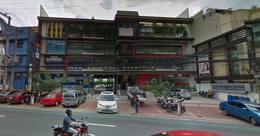 TIMOG AVE COMMERCIAL SPACE FOR LEASE
