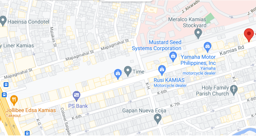 KAMIAS ROAD PROPERTY FOR LEASE