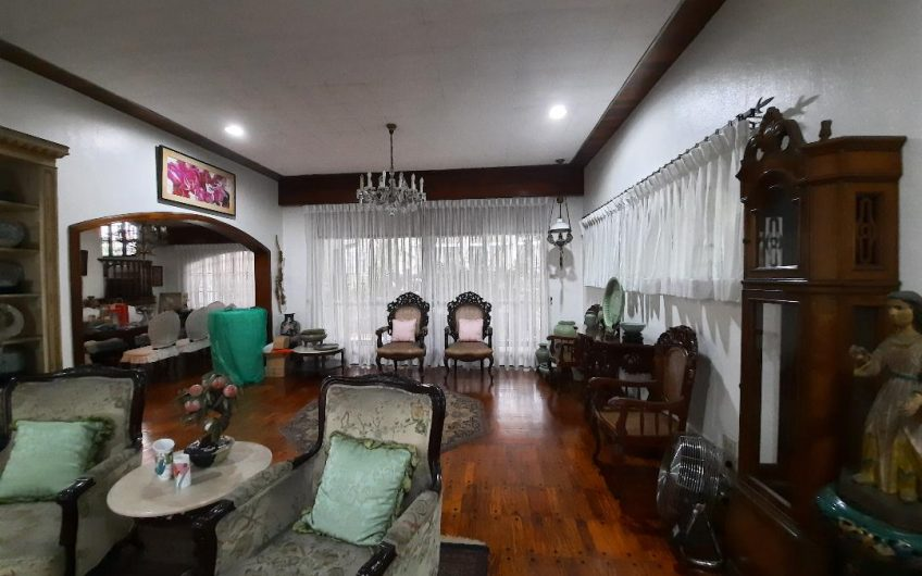 House and Lot for Sale in  White Plains Subdivsion, Quezon City