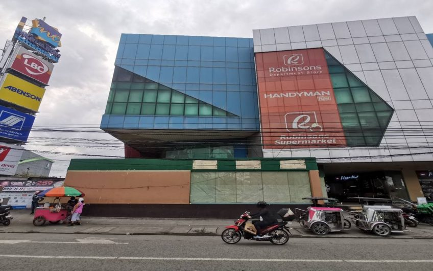 MALABON CITISQUARE COMMERCIAL SPACE FOR LEASE