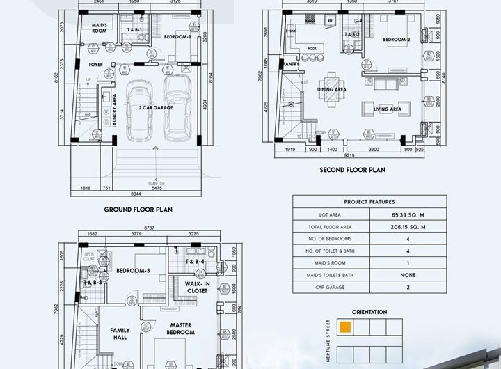 POLYGON HOMES II HOUSE AND LOT FOR SALE