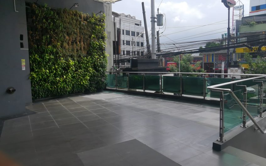 CTTM Tomas Morato Commercial Space for Lease