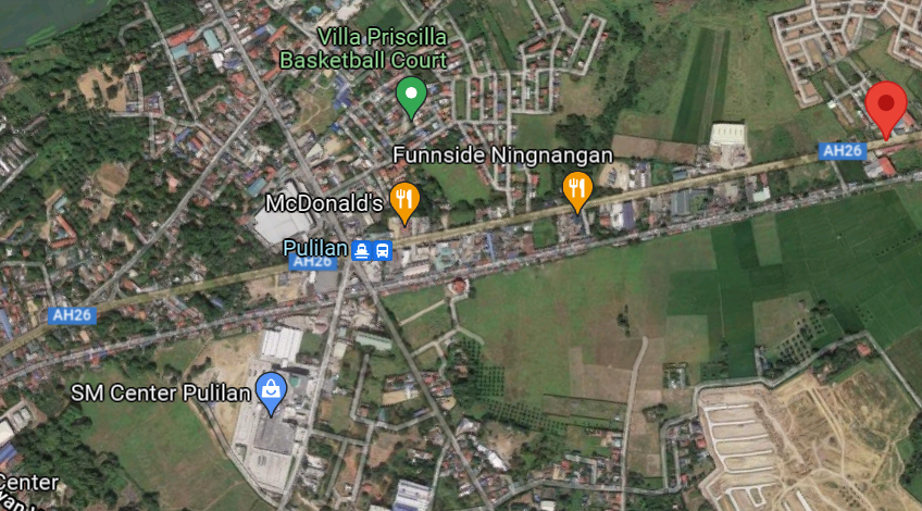 PULILAN BULACAN COMMERCIAL PROPERTY FOR LEASE