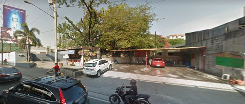 PASIG SERVICE ROAD COMMERCIAL PROPERTY FOR LEASE